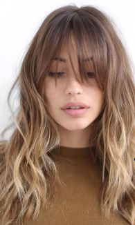 40 Bangs Hairstyles You Need to Try Ideas 43