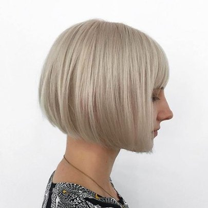 40 Bangs Hairstyles You Need to Try Ideas 6