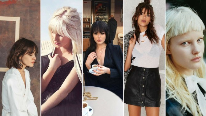 40 Bangs Hairstyles You Need to Try Ideas