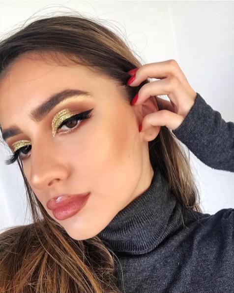 40 Brown Eyes Simple Makeup Ideas 33