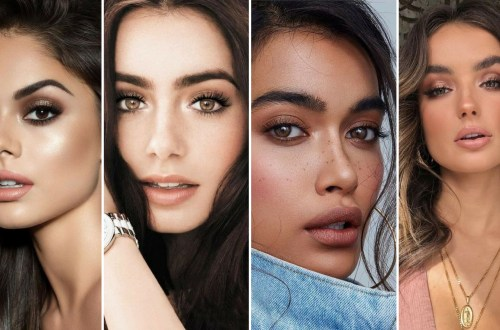 40 Brown Eyes Simple Makeup Ideas