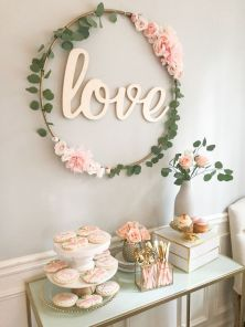 40 Chic Valentine Party Decoration Ideas 18