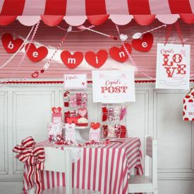 40 Chic Valentine Party Decoration Ideas 20