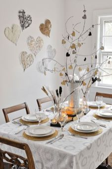40 Chic Valentine Party Decoration Ideas 21