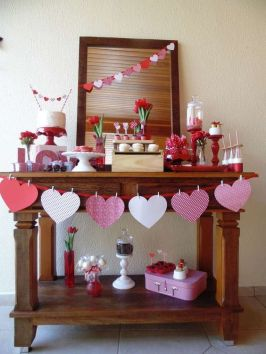 40 Chic Valentine Party Decoration Ideas 24