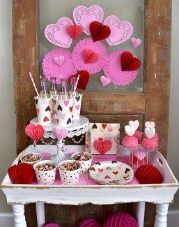 40 Chic Valentine Party Decoration Ideas 25