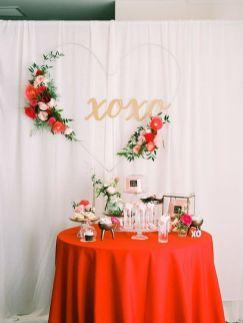 40 Chic Valentine Party Decoration Ideas 26