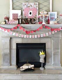 40 Chic Valentine Party Decoration Ideas 3