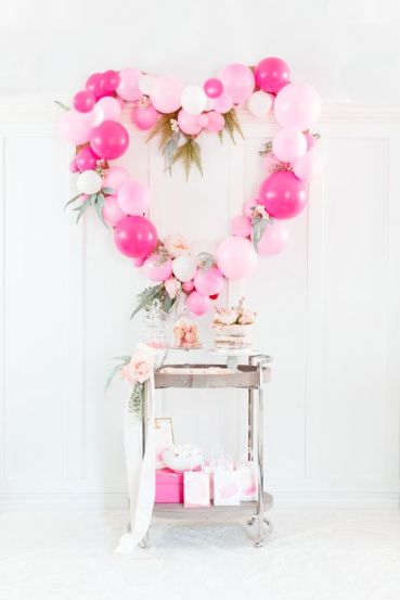 40 Chic Valentine Party Decoration Ideas 36