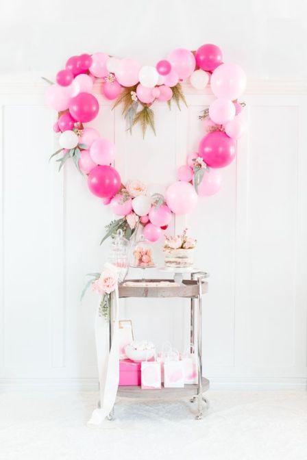 40 Chic Valentine Party Decoration Ideas 36