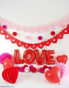 40 Chic Valentine Party Decoration Ideas 38