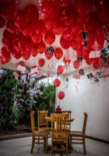40 Chic Valentine Party Decoration Ideas 41
