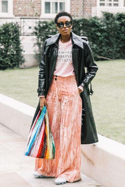 40 Pink T Shirt Street Styles Ideas 13
