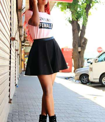 40 Pink T Shirt Street Styles Ideas 38
