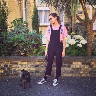40 Pink T Shirt Street Styles Ideas 4