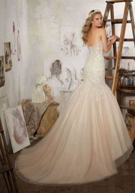 40 Shimmering Bridal Dresses Ideas 1