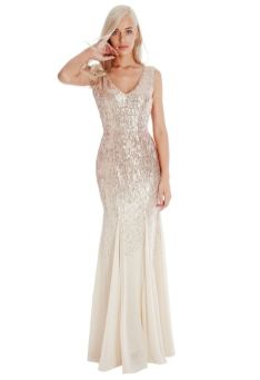 40 Shimmering Bridal Dresses Ideas 8