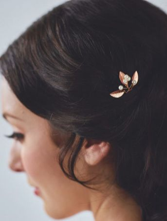 40 Simple Hairpins Ideas 12