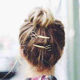 40 Simple Hairpins Ideas 16