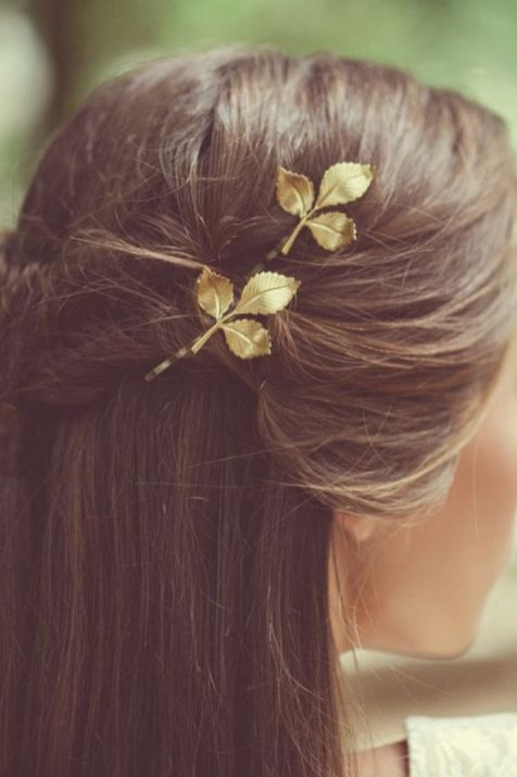 40 Simple Hairpins Ideas 23
