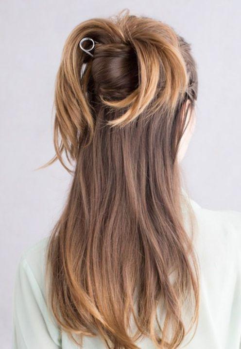 40 Simple Hairpins Ideas 25
