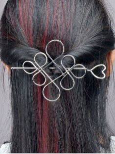 40 Simple Hairpins Ideas 28