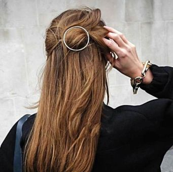 40 Simple Hairpins Ideas 31