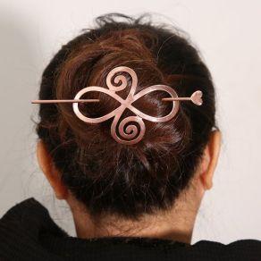 40 Simple Hairpins Ideas 7