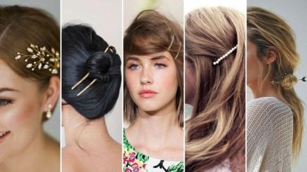 40 Simple Hairpins Ideas