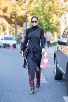 40 Stylish Asymmetric Dress Ideas 13