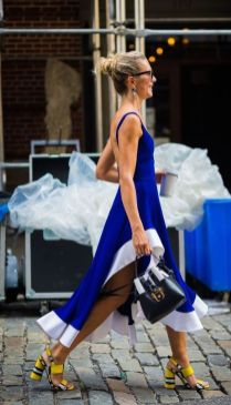 40 Stylish Asymmetric Dress Ideas 2