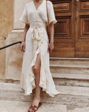 40 Stylish Asymmetric Dress Ideas 33