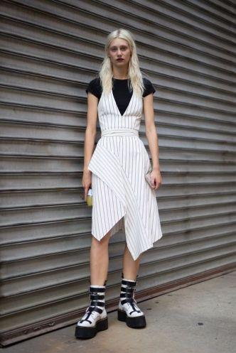 40 Stylish Asymmetric Dress Ideas 38