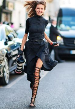 40 Stylish Asymmetric Dress Ideas 42