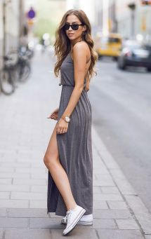 40 Stylish Asymmetric Dress Ideas 43
