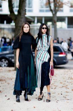 40 Stylish Asymmetric Dress Ideas 46