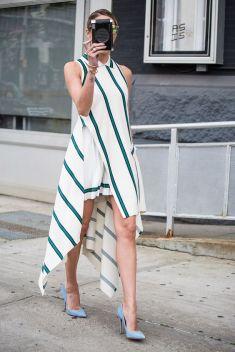 40 Stylish Asymmetric Dress Ideas 6