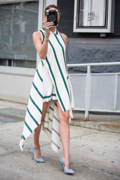 40 Stylish Asymmetric Dress Ideas 6