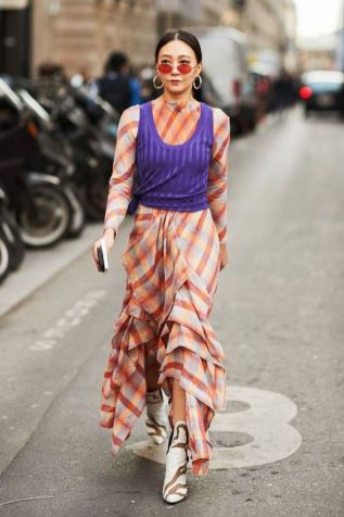 40 Stylish Asymmetric Dress Ideas 7
