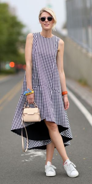 40 Stylish Asymmetric Dress Ideas 8