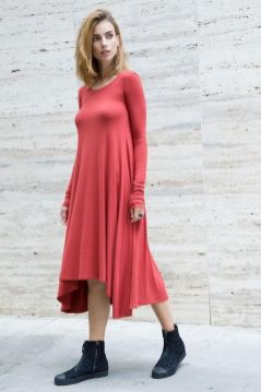 40 Stylish Asymmetric Dress Ideas 9