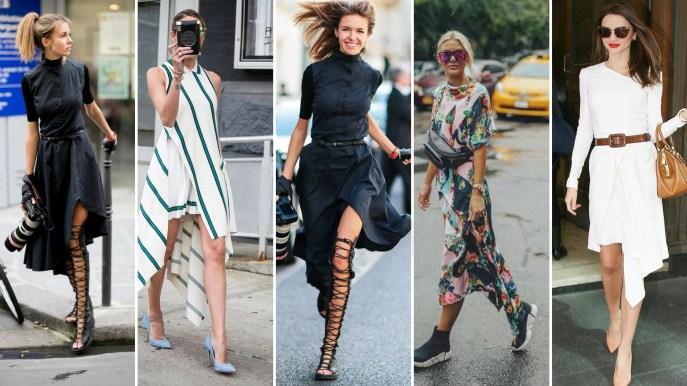 40 Stylish Asymmetric Dress Ideas