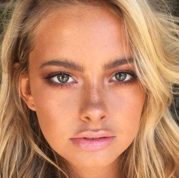 40 Summer Makeup Look Ideas 23