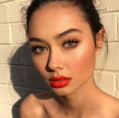 40 Summer Makeup Look Ideas 33