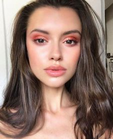 40 Summer Makeup Look Ideas 38