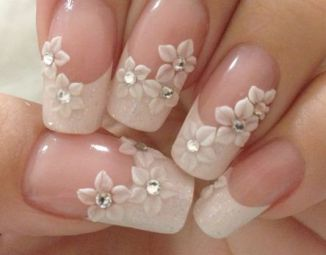 40 Unique 3D Nails Designs Ideas 11