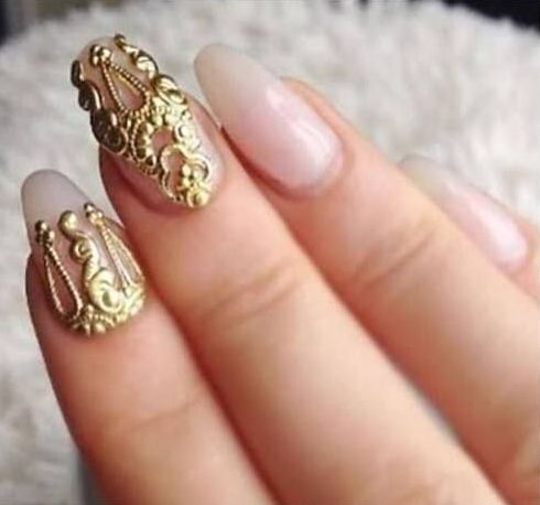 40 Unique 3D Nails Designs Ideas 13