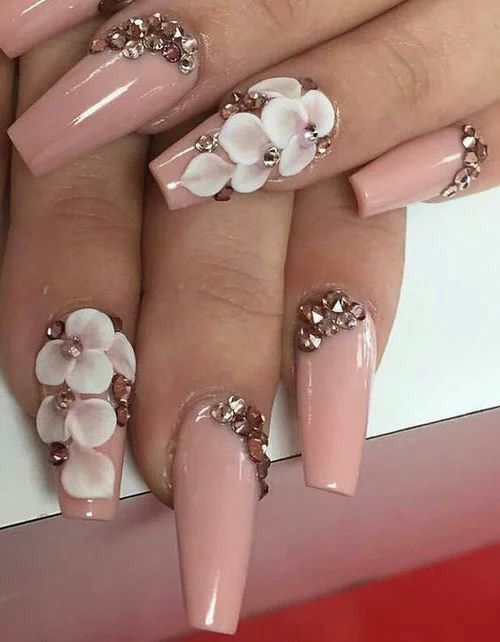 40 Unique 3D Nails Designs Ideas 17