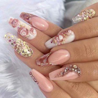 40+ Unique 3D Nails Designs Ideas | Style Female