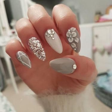 40 Unique 3D Nails Designs Ideas 24